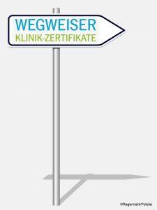 """Bundesweit erster """"Wegweiser Klinik-Zertifikate"""": An diesen Siegeln und Zertifikaten können sich Patienten bei einem Klinik-Aufenthalt orientieren"""