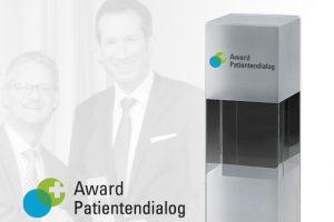 Startschuss für den Award Patientendialog / Bewerbungen sind ab sofort möglich