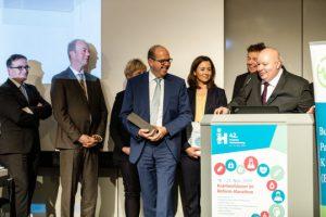 St. Elisabeth-Krankenhaus Köln-Hohenlind gewinnt den Award Patientendialog 2019